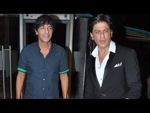 Chunky Pandey My Best Friend In World - Shahrukh Khan