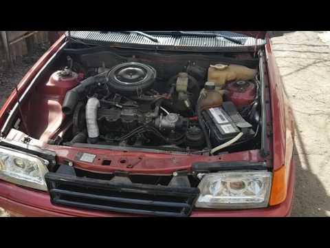 Opel kadett обзор после ремонта