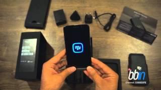 BlackBerry Z30 Unboxing