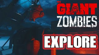 getlinkyoutube.com-Out Of Map Glitch - Giant - Zombies - Black Ops 3 - Call Of Duty (Theater Mode)
