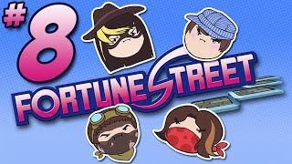 getlinkyoutube.com-Fortune Street: The Fruit Stand - PART 8 - Steam Rolled