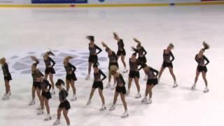 getlinkyoutube.com-Marigold IceUnity - Synchronized Skating, Finlandia Trophy 2015