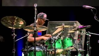 Guitar Center Drum-Off 2012 Finalist - Robert Diamond Johnson