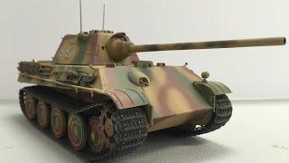 getlinkyoutube.com-Painting German Camouflage with Tamiya Paint