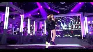 getlinkyoutube.com-Super Junior  f(x) - Dance Stage.mp4