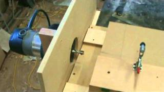 getlinkyoutube.com-Horizontal Mortising Machine