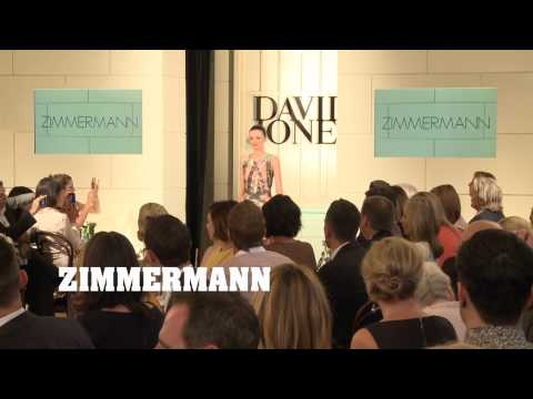 David Jones Autumn Winter Fashion Launch 2012 Highlights