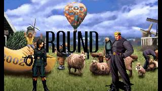 getlinkyoutube.com-kof 2002 magic orochi iori remake (kof on) juego completo nivel 8