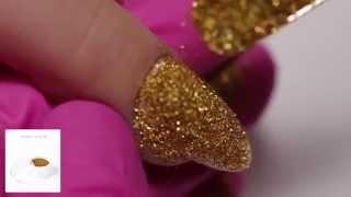 getlinkyoutube.com-Effect Holo Gold :: Efekt Holo Gold :: Złoty efekt holo :: Pyłek holo