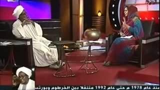 محمد الحسن سالم حميد - أسألوا النيل - قناة النيل الأزرق