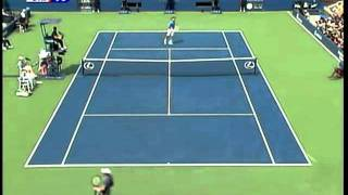 Best of Federer - US Open 2006