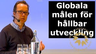 SIN18 - Agenda 2030-delegationen – Globala målen för hållbar utveckling