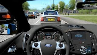 getlinkyoutube.com-City Car Driving - Ford Focus ST MK3 + Download link