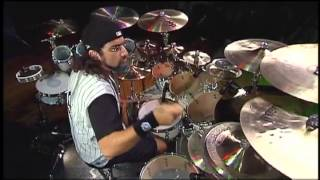 getlinkyoutube.com-Ultimate Drum Lessons - Double Bass Drumming - Mike Portnoy