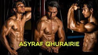 getlinkyoutube.com-Asyraf Qhurairie (Kapten Gym, Seremban) Belajar Posing