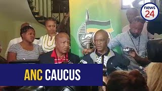 Magashule on Zuma: Decision in due course
