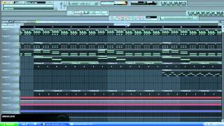 getlinkyoutube.com-Armin van Buuren ft. Trevor Guthrie - This Is What It Feels Like - (FL Studio - instrumental)