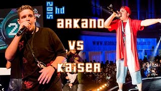 Arkano vs Kaiser 4x4 (BUEN AUDIO)