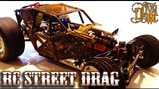 "getlinkyoutube.com-RC STREET DRAG homemade ""The Build"""