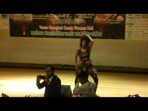 sushma karki dance in korea
