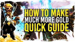getlinkyoutube.com-Guild Wars 2 - Quick Guide to More Gold / 1080p 50fps