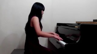 Love Is a Beautiful Pain - Endless Tears - 中村舞子(Nakamura Maiko) ft. Cliff Edge | Piano Cover