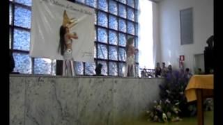 Dupa Clássica Bruna Mendes E Rafaela Silva   Congresso Mineiro De Dança 2012