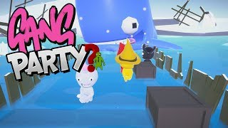 GANG BEAST THE PARTY VERSION!?!? | Party Panic Gameplay PART 1 width=