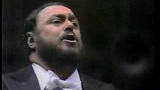 Pavarotti- The Tenor Voice- If I were Only a Tenor! width=