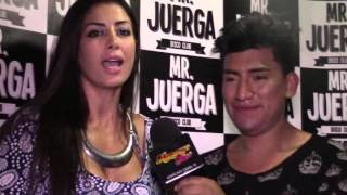 "getlinkyoutube.com-""LA COLOCHA"" CLAUDIA RAMIREZ EN MR. JUERGA - HUANCAYO"