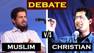 getlinkyoutube.com-Divinity Of Quran and Bible | Christian v/s Muslim Debate 2001 | MM Akbar & Varghese Maliakkal