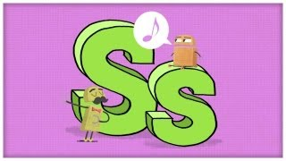 "getlinkyoutube.com-ABC Song: The Letter S, ""Say Yes To S"" by StoryBots"