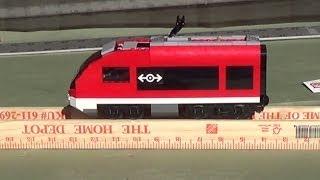 getlinkyoutube.com-How to make LEGO train tracks from everyday items