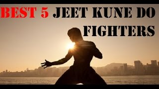 getlinkyoutube.com-The Best 5 Jeet Kune Do Fighters I Martial Arts Motivation