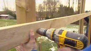 getlinkyoutube.com-Construction d'une pergola   - Vidéo bricolage | GAMMA Belgique