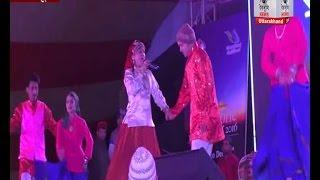 मसूरी : कार्निवल के पांचवे दिन दर्शक लोक गायिका रेशमा के गीतों पर झूमे, कवियों ने भी जमाया रंग