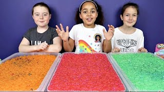 getlinkyoutube.com-Orbeez Toy Challenge - Minecraft - Shopkins Toy Opening - Surprise Toys For Kids