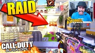 """BO3: NOUVELLE MAP """"RAID"""" EMPIRE GAMEPLAY"""