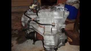 getlinkyoutube.com-1998-2002 Honda Accord V6 Transmission Pictures and Solenoid Locations.wmv