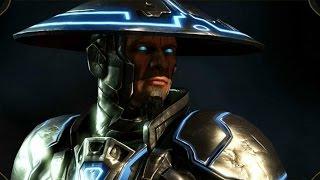 getlinkyoutube.com-Mortal Kombat X - How To Unlock Future Raiden