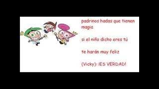 getlinkyoutube.com-Los padrinos magicos - Intro subtitulado al español