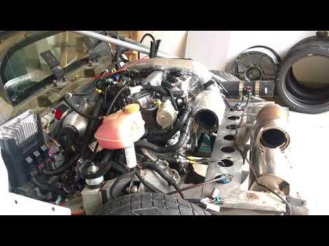 3rd Start - Ed's Lotus 116 VX220 A20NFT
