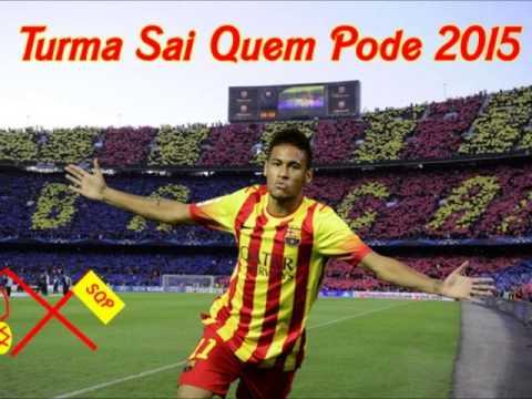 Turma Sai Quem Pode 2015 - Bate Bola do Barça (Dj Léo)