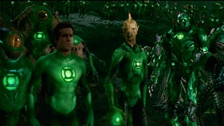Green Lantern Corps   Green Lantern Extended cut