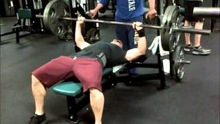 Flat Bench Carlos Heredia