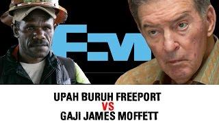 getlinkyoutube.com-Upah Buruh Freeport VS Gaji James Moffett
