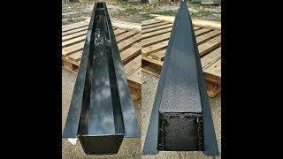 getlinkyoutube.com-форма для бетонных столбов