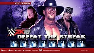 "getlinkyoutube.com-WWE 2K16 - The Undertakers ""Defeat The Streak"" DLC Game Mode (Notion)"