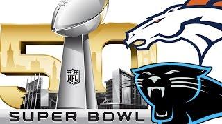 getlinkyoutube.com-Super Bowl 50 Prediction - Broncos VS Panthers (Madden 2016)