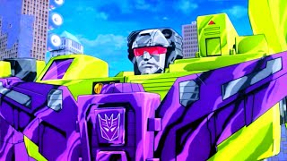 getlinkyoutube.com-Transformers Devastation  All Boss Fights & ENDING